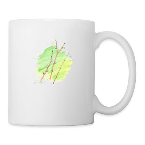 Weidenkätzchen - Tasse