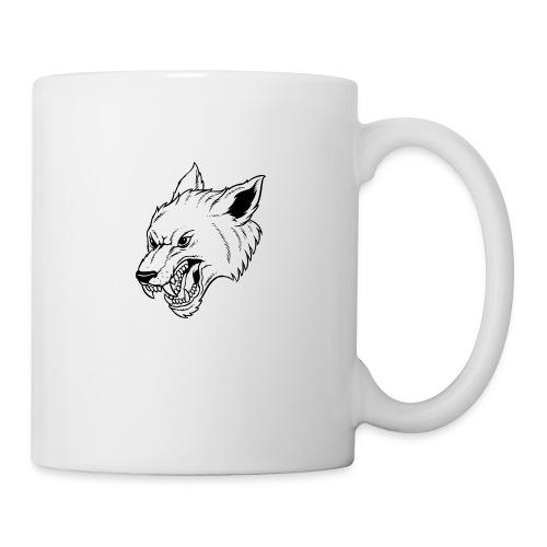Wölfe schlafen nicht - Tasse