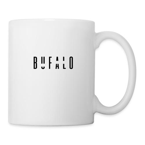 Bufalo Noir - Mug blanc