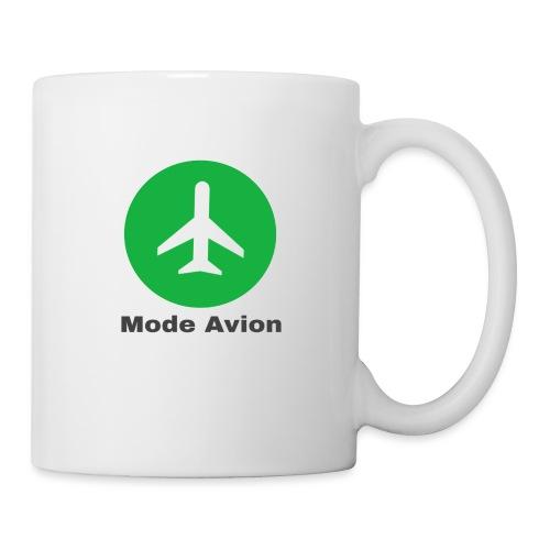 Mode Avion - Mug blanc
