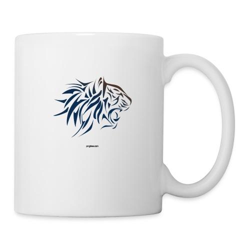 tiger vector - Taza