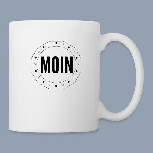 Moin - typisch emsländisch! - Tasse