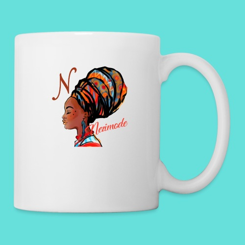 Image de mode - Mug blanc