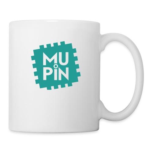 Logo Mupin quadrato - Tazza