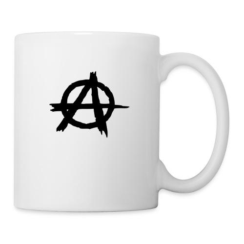 Anarchiste - Mug blanc