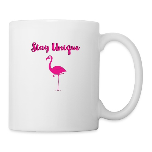 Stay Unique Flamingo - Tasse