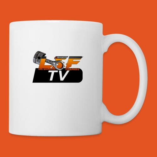 LSF TV - Mug blanc