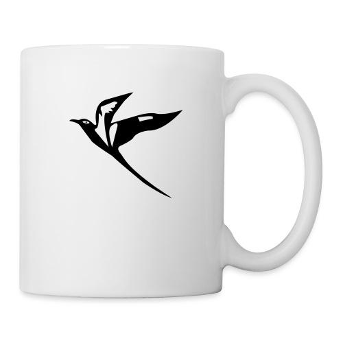 Paille en queue - Mug blanc