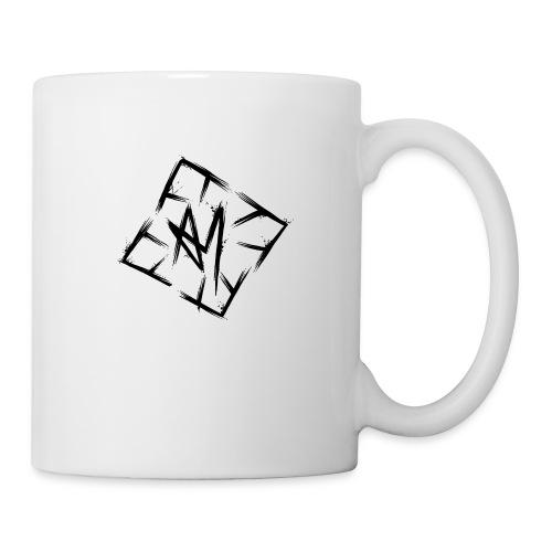 Across Yourself - Logo black transparent - Mug