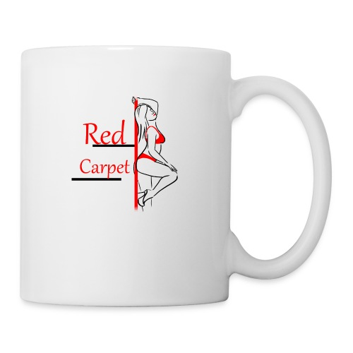 red carpet - Mug blanc