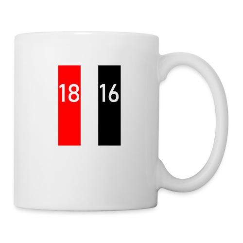18 16 - Mug blanc