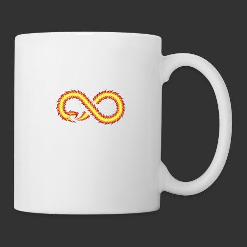 Infinity Snake - Mug blanc