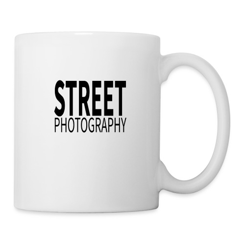 Street photography Black - Tazza