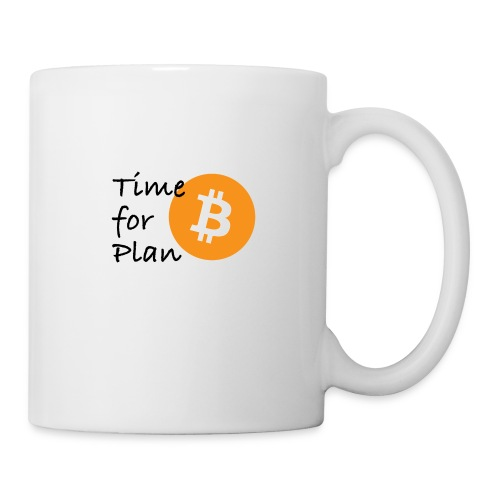 Time for Plan B = Bitcoin - Tasse