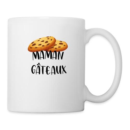 Maman gâteaux - Mug blanc