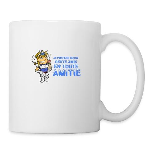 Hyôga - En toute Amitié - Mug blanc