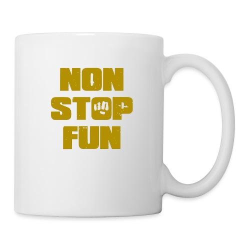 Non Stop Fun - Tasse