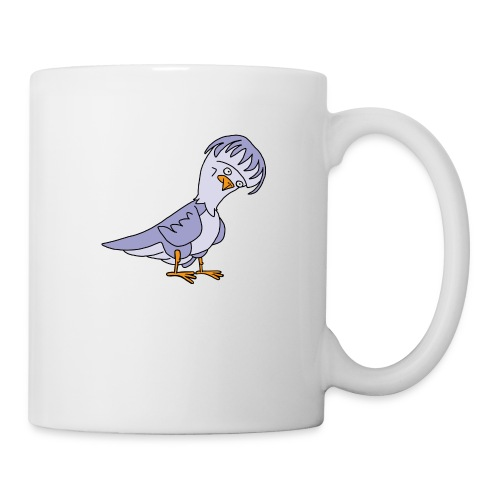 Taube von dodocomics - Tasse