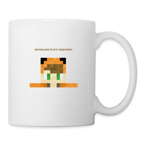 NeverLand Plays CakeWars - Mug