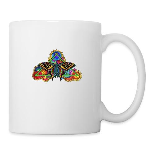 Happy Butterfly! - Tasse