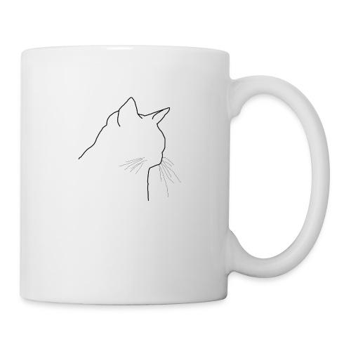 Katzenkopf - Tasse