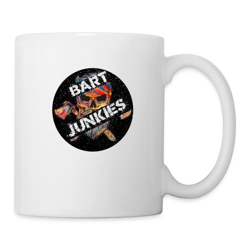 BART JUNKIES -DAS LOGO- - Tasse