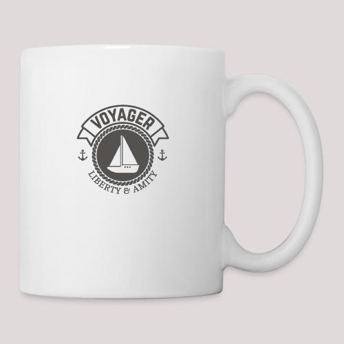SegelbootVoyager - Tasse