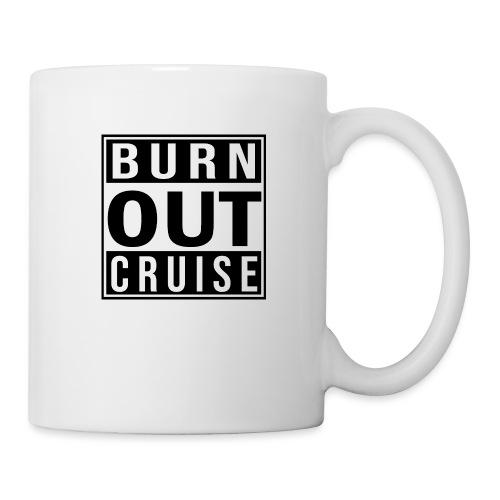 Kreuzfluenzer - Burnout Cruise - Tasse