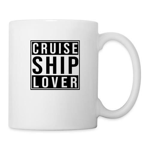 Kreuzfluenzer - Cruise Ship Lover - Tasse