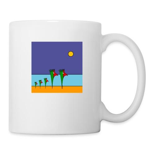 Galoloco - na praia / at the beach (2) - 1:1 - Mug blanc