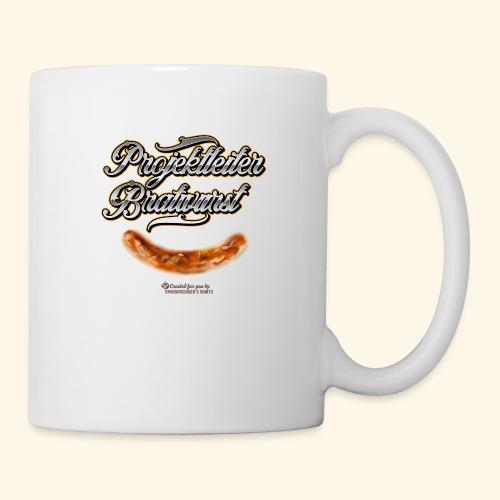 Grillen Design Projektleiter Bratwurst - Tasse