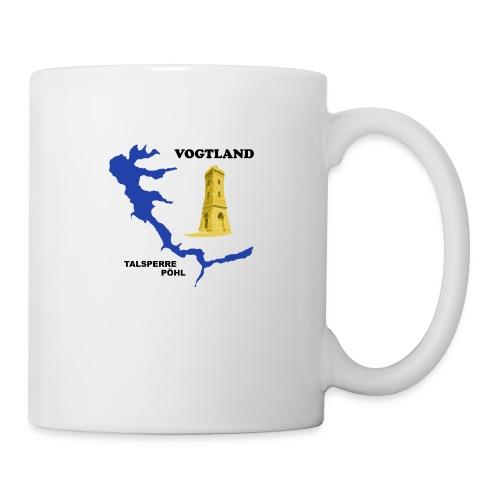 Pöhl Talsperre Mosenturm Vogtland Sachsen - Tasse