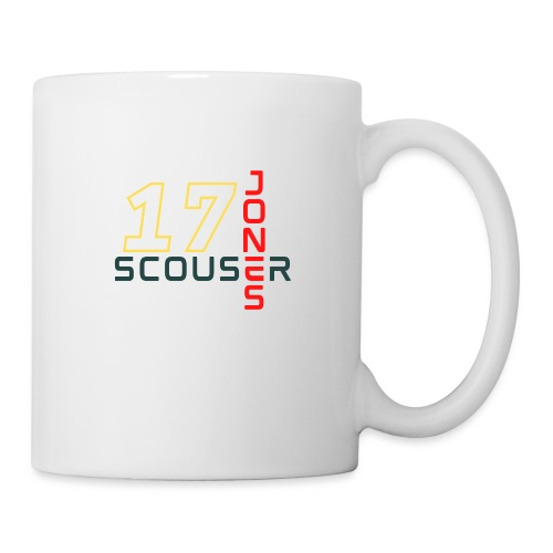 Jones - Scouser in our Team, 17 Collection - Mug