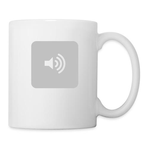 Lautstärke - Tasse
