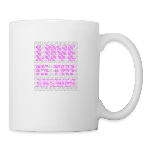 LOVE IS THE ANSWER - Tazza
