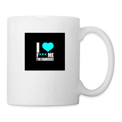 I Love FMIF Badge - Mug blanc