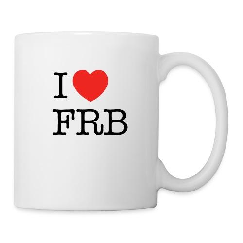 I Love FRB - Kop/krus