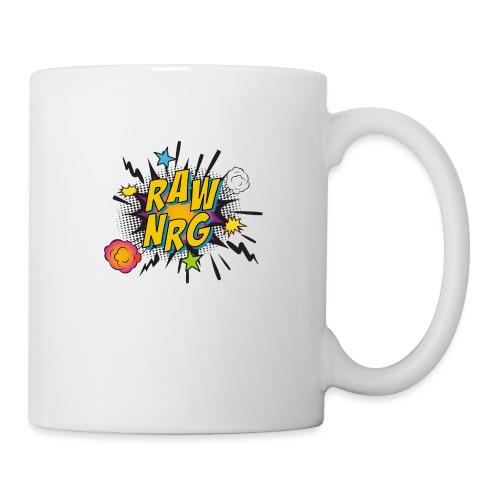 Raw Nrg comic 1 - Mug