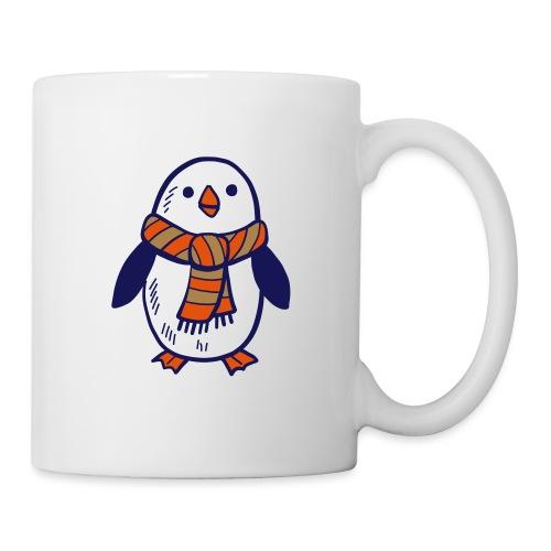 ۞ - Mug blanc