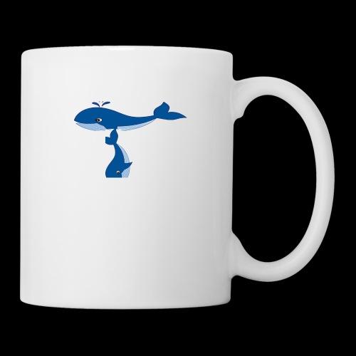 whale t - Mug