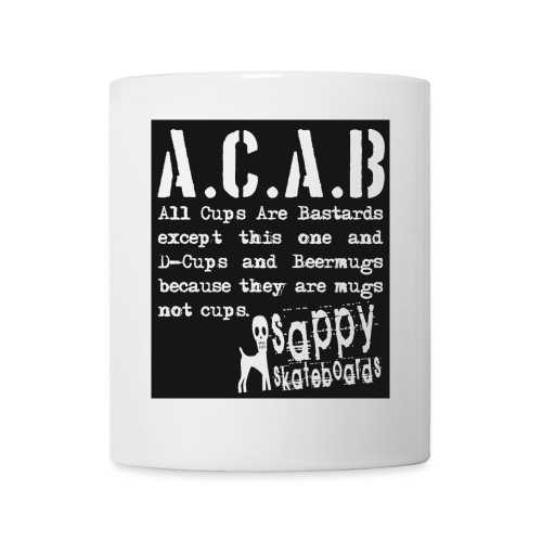 acab - Mugg