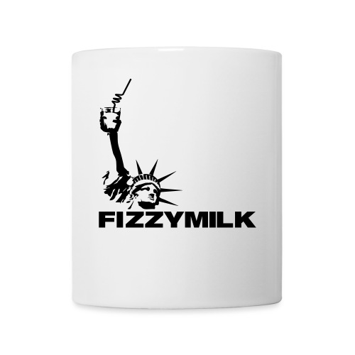 Fizzy Liberty blk - Mug
