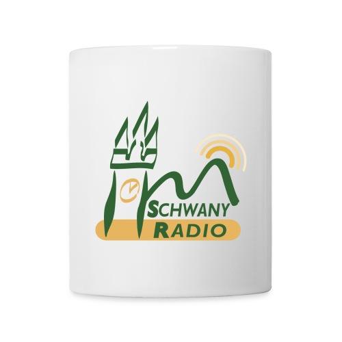 Schwany Logo 20 cm 300dpi trans png - Tasse