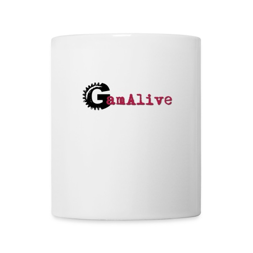 GamAlive coul Def PNG png - Mug blanc