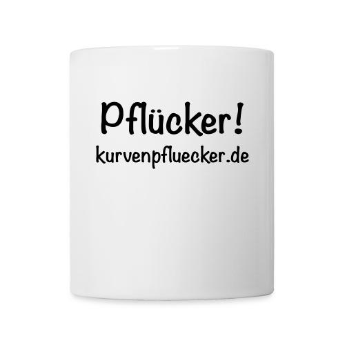 SVG Pflücker_url_schwarz - Tasse