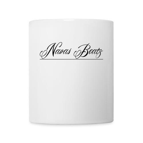 NB Schriftzug Vektor - Tasse