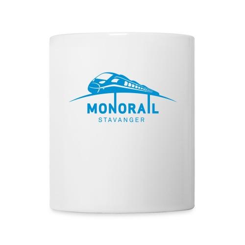 Monorail_Blå - Kopp