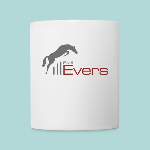 evers-logo-mit-pferd-farb - Tasse