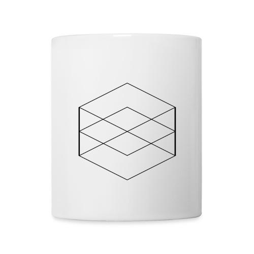 ICEMonk MultiCube Black - Mug