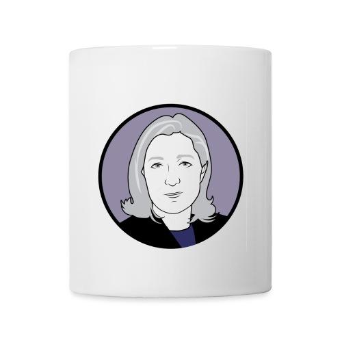 BiG lepen - Mug blanc